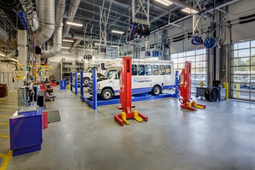 Paratransit Maintenance & Operations Facility