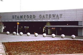 Stamford Gateway Transportation Center