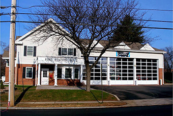 West Hartford Fire Station