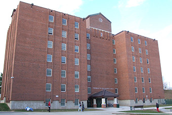 Thomas Gallaudet Hall Dormitory