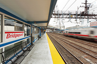 Bridgeport Railroad Station Improvements