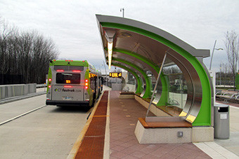 CTfastrak Busway Stations